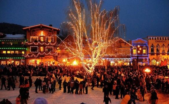 SEATTLE - Alki Tours - Leavenworth Snow Bus