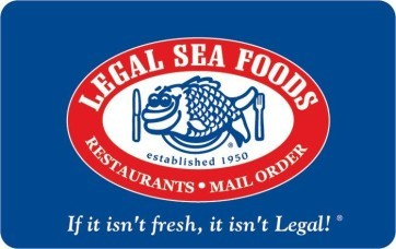 Legal Sea Foods eGift