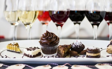 Discounted Admission for 2 to LeMay Wine, Spirits & Chocolate