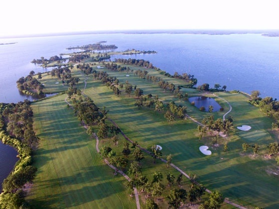 Stay-N-Play at the Links at Land's End, off Lake Fork, with UNLIMITED Golf!