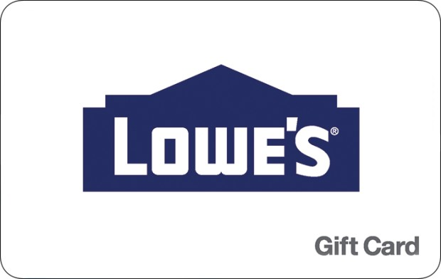 Lowe's Gift Cards