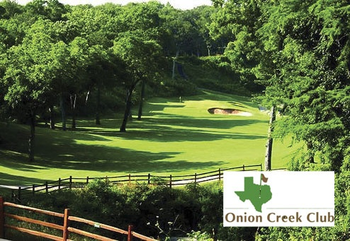 """Member for a Day"" at Onion Creek Club in Austin!"
