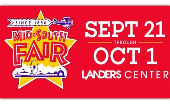 Mid-South Fair September 2017