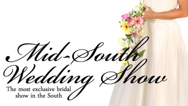 Half-Off 2 Tickets to the Mid-South Wedding Show