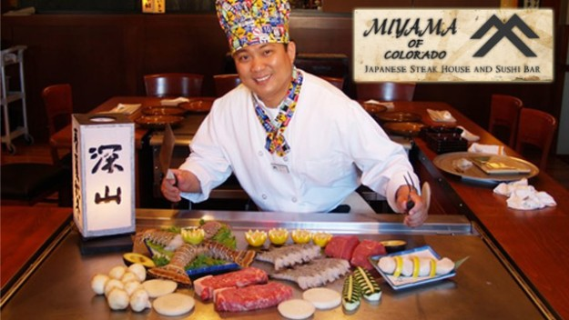 Superior Japanese Steak House U0026 Sushi Bar $30 For $15