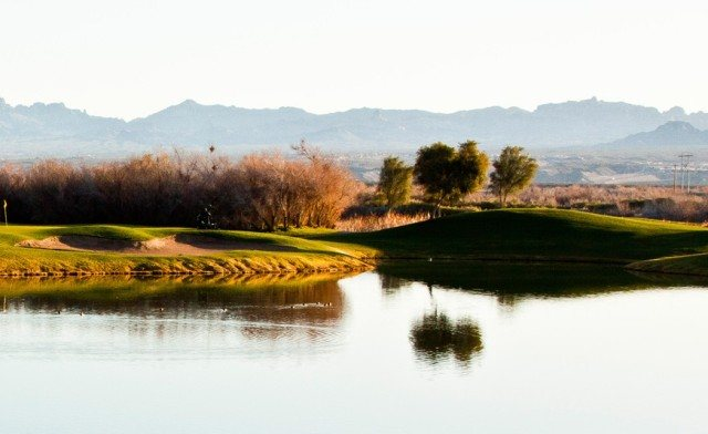 Mojave Resort Golf Club/Avi Resort S&P - LV