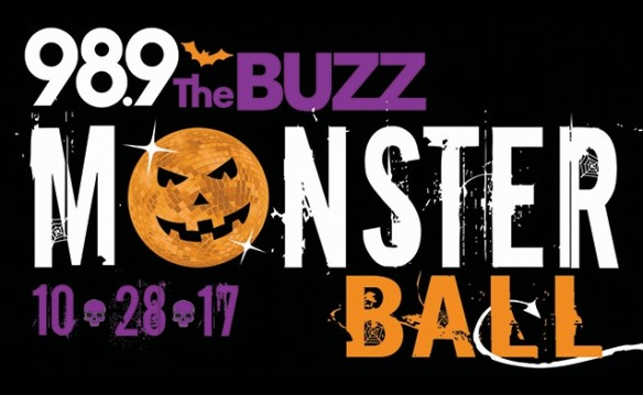98.9 The Buzz Monster Ball 2017; $10 + tax