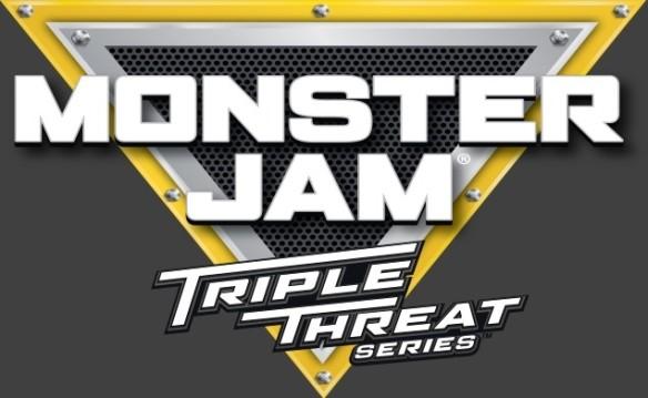 Monster Jam 2018 Sunday 1pm