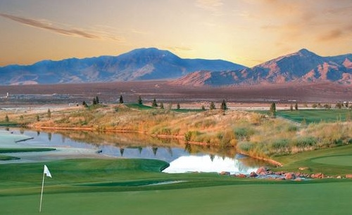 Twosome at Mountain Falls for $79! Golf + Sleeve of Callaway Balls + Lunch!