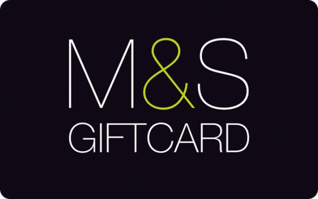 M&S eGift