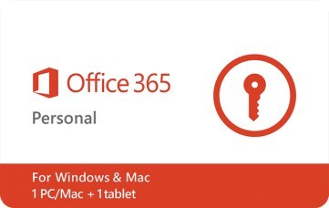 MS Office Personal $69.99 eGift