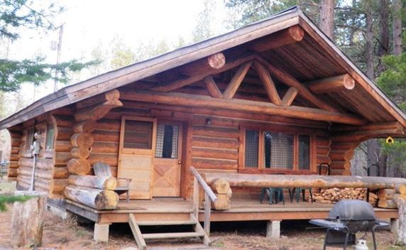 Mt. Adams Lodge - 3 options October 2017