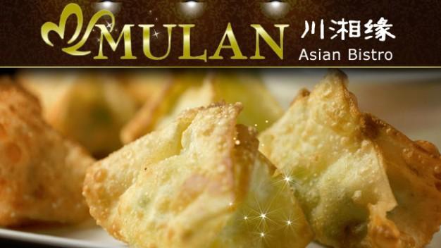 Mulan Asian Bistro April 2018