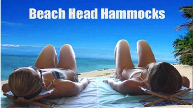 national   beach head hammocks get my perks  rest easy   2 beach head hammocks for only  10   rh   getmyperks