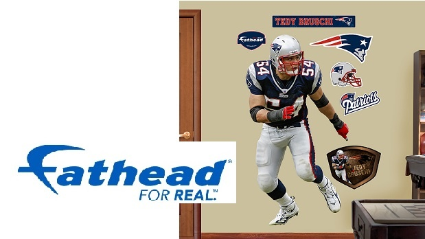 NATIONAL  BOSTON /PROV / SPRING / WOR   Fathead Official NFL Wall Decals