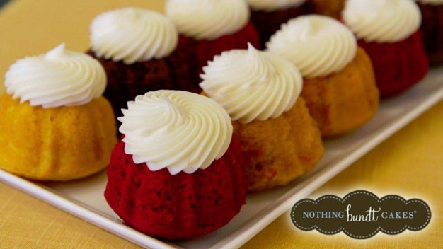 nothing bundt cakes cupcakes