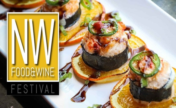 NW Food and Wine Festival 2017
