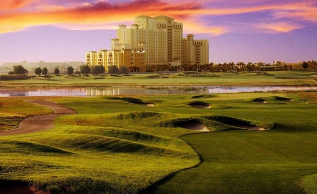 Play the National Course at Omni Resort at ChampionsGate in Orlando!