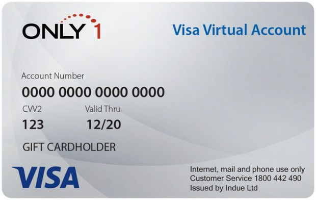 Only 10 Virtual Visa Gift Card Corporate Card Store