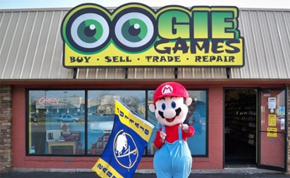 Get a 3-Hour Video Game Party for Only $125 at Oogie Games!
