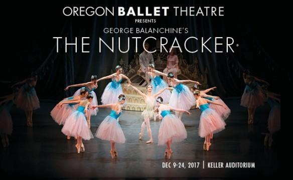 Oregon Ballet Theatre - The Nutcracker rev-share