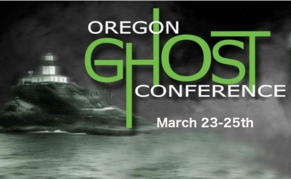 Oregon Ghost Conference 2018
