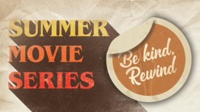 Orpheum Summer Movie Series 2018