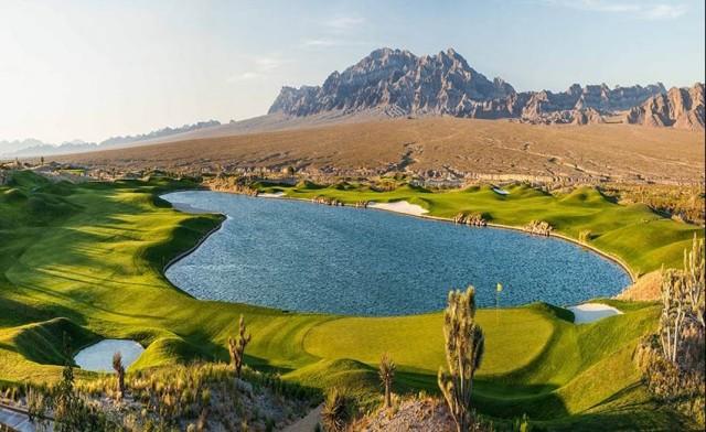 Paiute Golf Club Lv