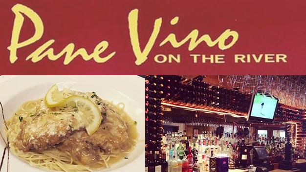 Pane Vino; $30 for $15 Dinner Nov 2017