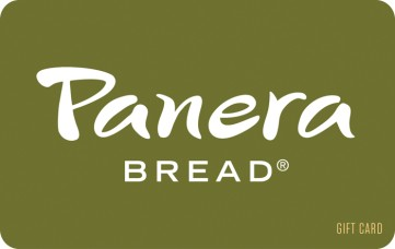 Panera Bread Gift Card