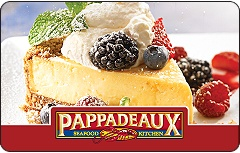 Pappas Restaurants Gift Card