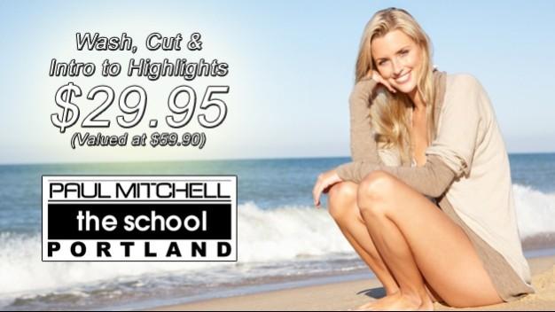 Paul Mitchell The School - Highlights Feb 2018
