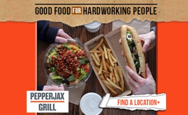 PepperJax Grill Famous Philly Steal of a Deal