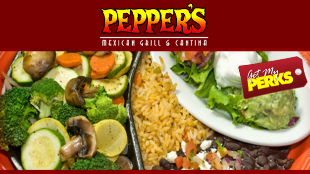 Pepper's Mexican Grill and Cantina December 2017
