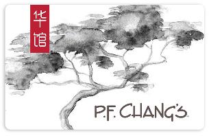 PF Changs eGift