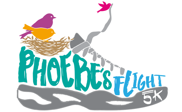 Phoebe's Flight 5K Race (Adult Registration)