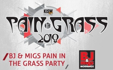 2018 BJ & Migs Pain in the Grass Party