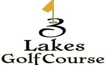 18 Hole Foursome with carts at 3 Lakes Golf Course for $100