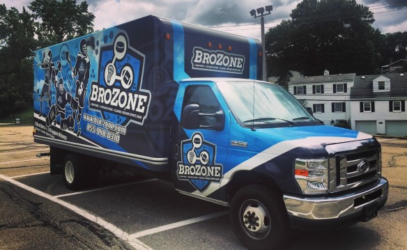Save over 60%! Buy 5 Brozone Sports equipment Deodorizing & Sanitizing Treatments, get the 6th one Free!