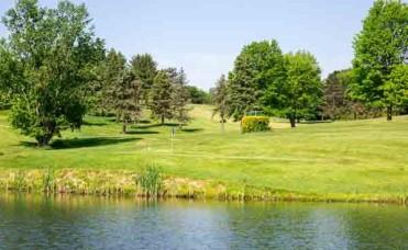 PITT Moon Golf Club 9Hole Round