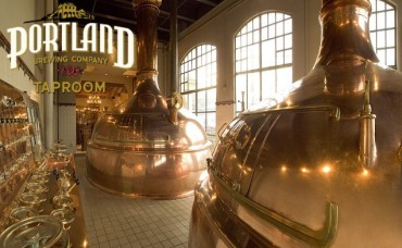 Portland Brewer's Dinner at the Portland Brewing Company on March 28th