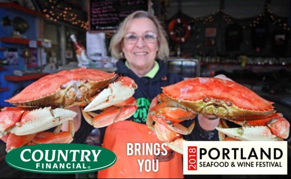 Portland Seafood & Wine Festival 2018