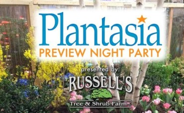 Pre-sale admission to Plantasia Preview Night - March 21st 2018