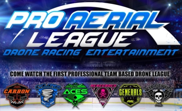 SEATTLE - Pro Aerial League - March 2018