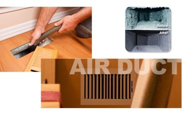 Air Duct Cleaning and Dryer Vent Cleaning from Pure AirCare for just $99!
