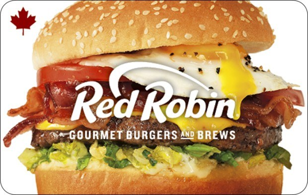 Red Robin eGift