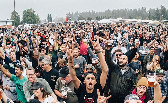KISW Presents Mens Room Redfestival at the Enumclaw Expo Center