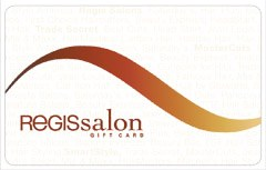 Regis Salon Gift Card