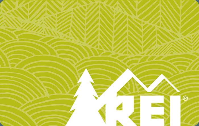 REI Tree Gift Card