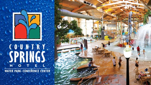 Country Springs Relax With An Overnight Stay And Water Park Pes At Hotel